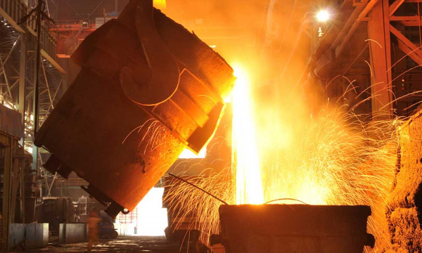 Как развивалась металлургическая отрасль